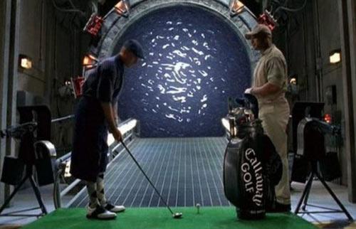 Stargate golf