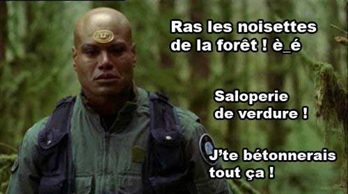 Stargate verdure
