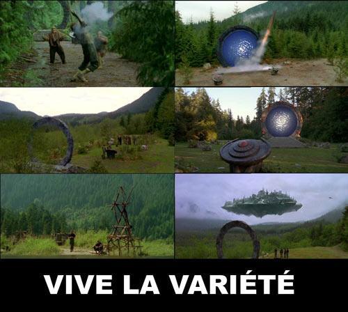 Medley forets Stargate