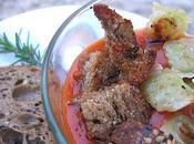 Velouté Tomates Ravioles Croustillantes Concours Tomacouli