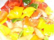 brochettes dinde, salade frites Blog Comeleo