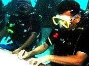 Climat réunion ministérielle... sous l'eau