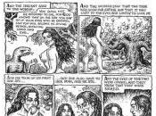 Bible Robert Crumb satire scnadaleuse