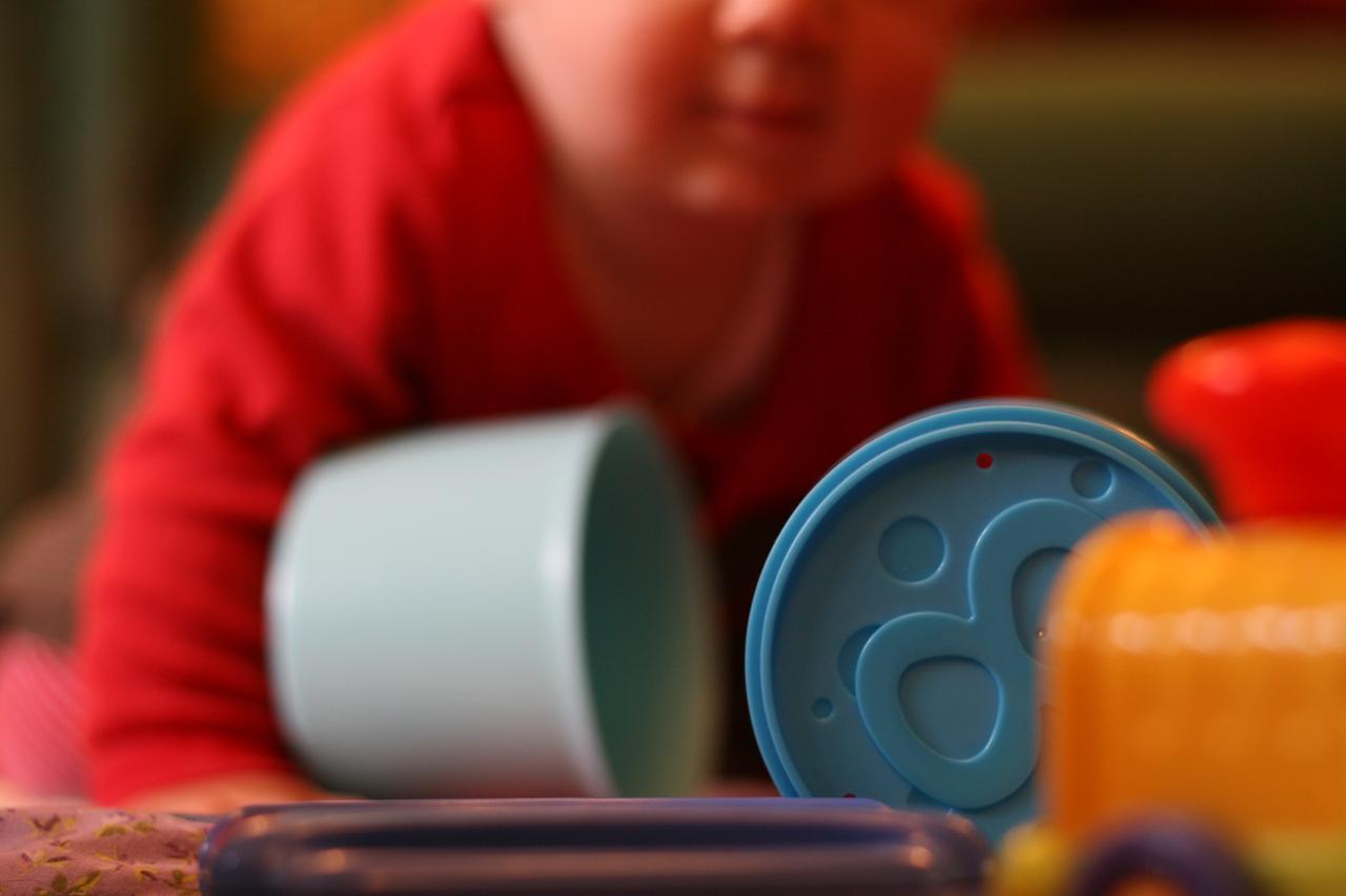 Importance du jeu pour bébé et pour l'enfant