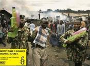 Amnesty International Belgium: Amnesty's flame danger worldwide