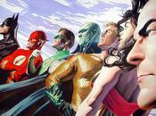 Green Lantern prélude Ligue Justiciers