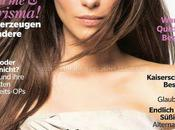 [couv] Kate Beckinsale dans Myself Magazine