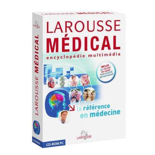 Larousse Médical Larousse-medical-encyclopedie-multimedia-L-2