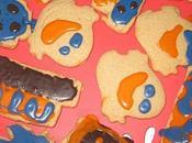 Biscuits effrayants pour Halloween