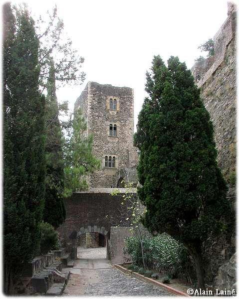 Chateau de collioure pyr n es orientales 1 d couvrir - Chateau de collioure ...