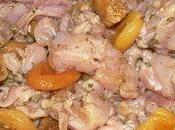 Terrine Lapin fruits secs