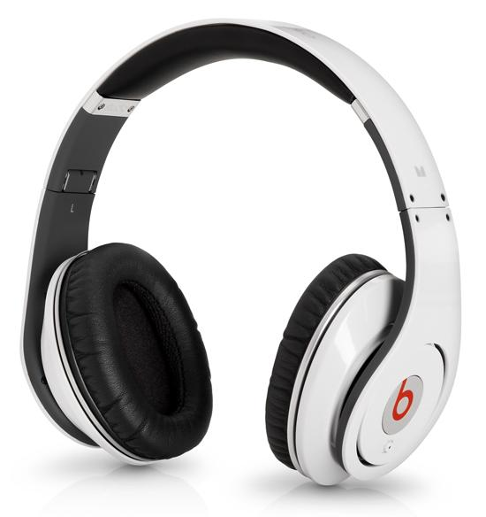 White Beats by Dr. Dre