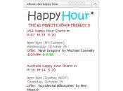 Happpy Hour ebooks vente bière livres