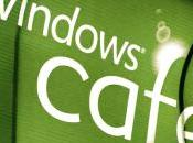 Street Marketing Windows Café