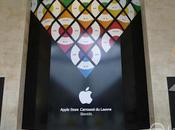 novembre ouvre premier Apple Store France