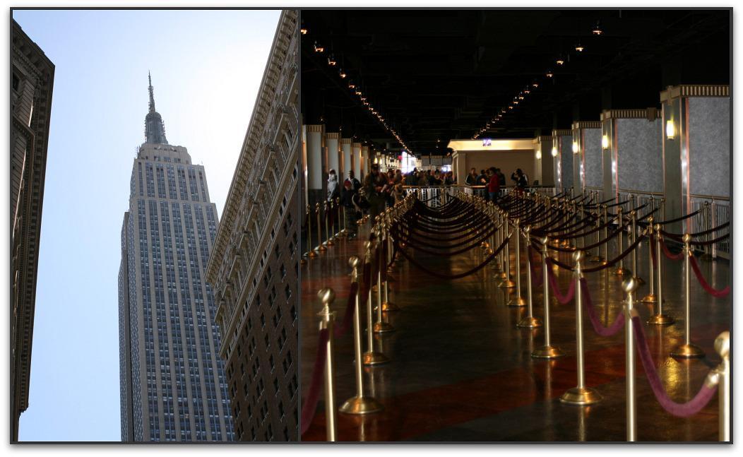 Prix Du Billet Empire State Building