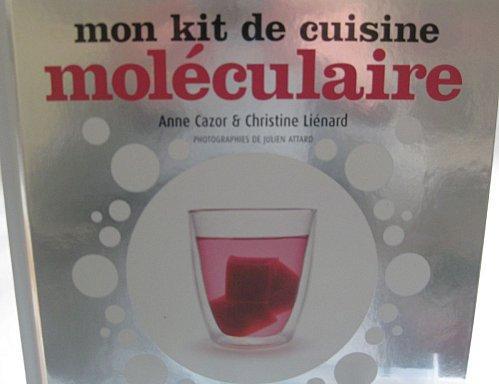Quand je me lance dans la cuisine mol culaire voir - Comment faire de la cuisine moleculaire ...