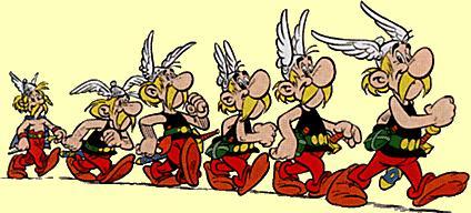 BON LUNDI BONNE SEMAINE Asterix-50-ans-L-5