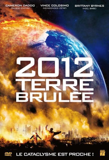 2012 : Terre brûlée - Au coeur de la fournaise affiche