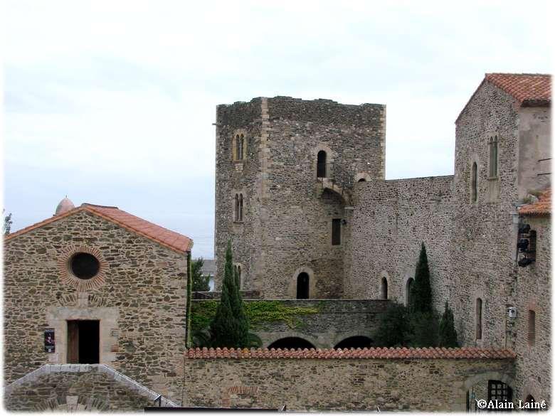 Chateau de collioure pyr n es orientales 4 paperblog - Chateau de collioure ...