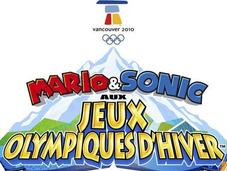 Mario Sonic jeux olympiques d'hiver (Wii)