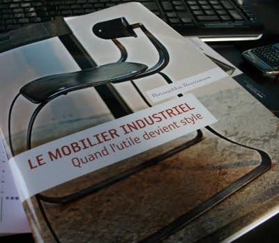 Le livre du mobilier industriel paperblog - Livre mobilier industriel ...