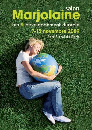Marjolaine le salon bio d veloppement durable en novembre paris paperblog - Salon developpement durable ...