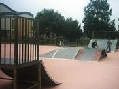 Spot skatepark Saint-Estève (66)