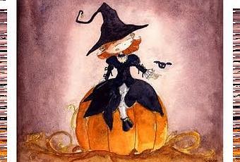 Halloween 1 en couleur voir - Citrouille halloween dessin couleur ...