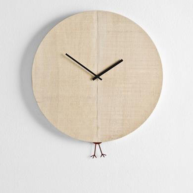 horloge pattes de coucou paperblog. Black Bedroom Furniture Sets. Home Design Ideas