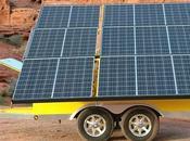remorque solaire l'energie mobile