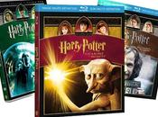 HARRY POTTER nouveaux coffrets DVD/BR