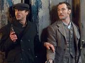 Sherlock Holmes trailer teigneux