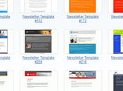 Excellent HTML Newsletter Templates Best