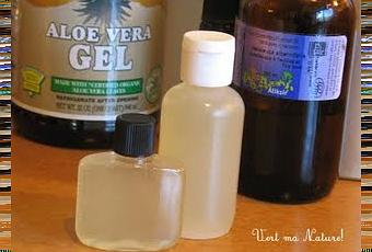 Gel d sinfectant sans alcool pour les mains aux huiles - Huile essentielle desinfectant linge ...