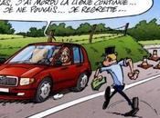 Humour Contrôle gendarmerie