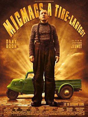 MICMACS A TIRE-LARIGOT, film de Jean Pierre JEUNET