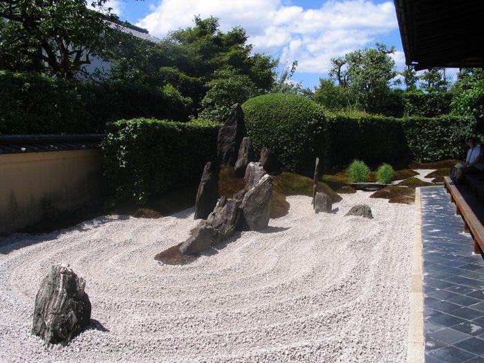Jardin zen paperblog for Fotos jardin zen