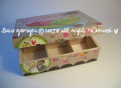 Boite th personnalis e paperblog - Petite boite allumette a personnaliser ...