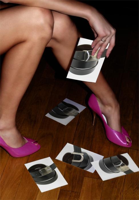 id e cadeau n 13 une ceinture homme ungaro d couvrir. Black Bedroom Furniture Sets. Home Design Ideas