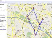 Préparer voyage avec Google City Tours