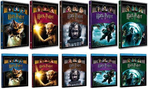 Harry potter d couvrez les nouveaux coffrets - Harry potter et la chambre des secrets film complet vf ...
