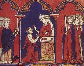 Les rois de France suite - II LE SACRE