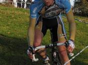 Cyclo cross Pierrick Valomet domine aînés Champagné
