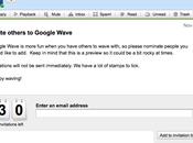 invitations pour Google Wave!