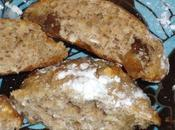 Petits gâteaux crème marrons glacés