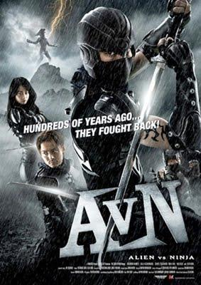 Alien vs Ninja film streaming