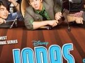 JONAS saison Disney Channel commande plus