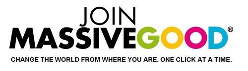 MASSIVEGOOD join the movement MASSIVEGOOD   Rejoignez le mouvement !