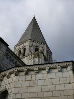 Le long de la vallée de la Loire